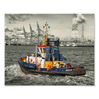 Tugboat Photo