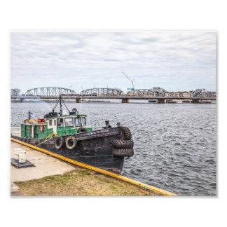 Tugboat Sturgeon Bay Wisconsin Photo Print