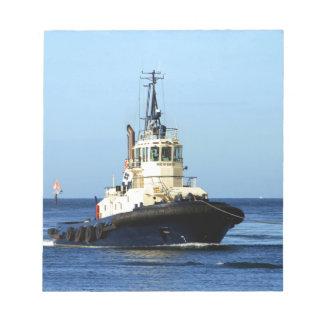 Tugboat Tingari, Australia Notepad