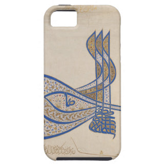 Tughra (Official Signature) of Sultan Süleiman Case For The iPhone 5