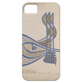 Tughra (Official Signature) of Sultan Süleiman iPhone 5 Covers
