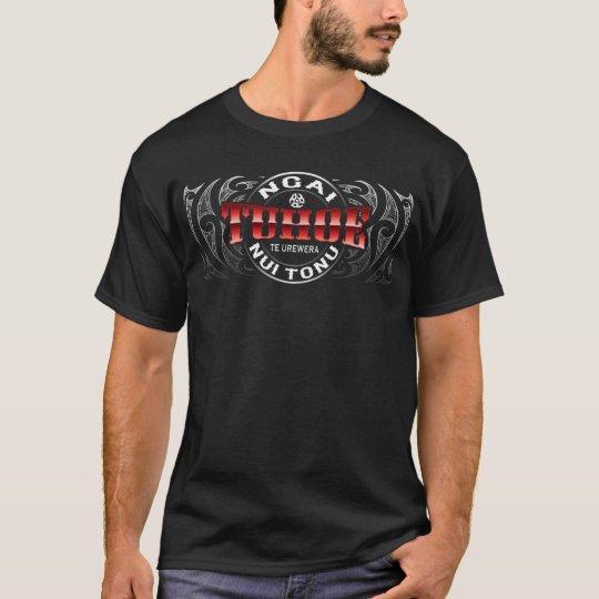 Tuhoe Lifer Moko Chrome T-Shirt