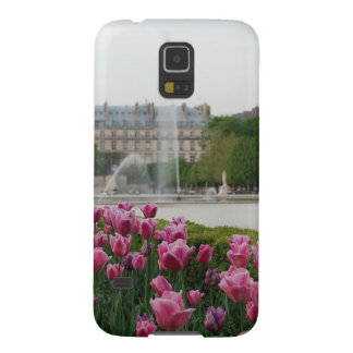 Tuileries Garden in bloom Galaxy S5 Cases