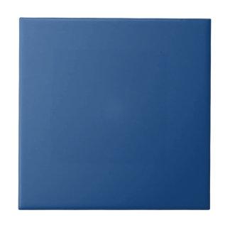 Tuiles attrayantes d'ombre de bleu marine d'océan petit carreau carré