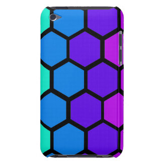 tuiles bleues coques barely there iPod