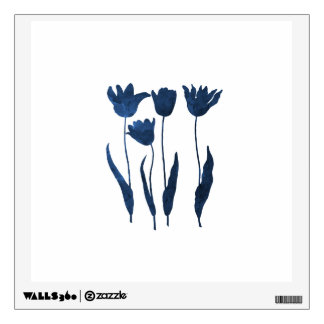 Tuilps Wall Decal