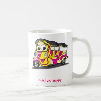 tuk tuk girl coffee mug
