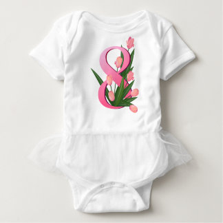 tulip 4 baby bodysuit