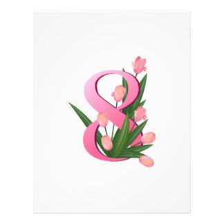 tulip 4 letterhead