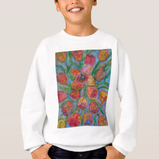 Tulip Burst Sweatshirt