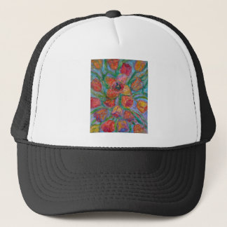 Tulip Burst Trucker Hat