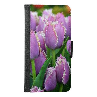 Tulip cummins Samsung Galaxy S6 Wallet