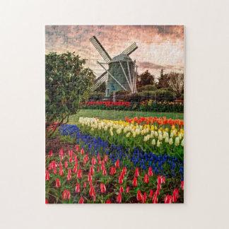 Tulip Festival Jigsaw Puzzle