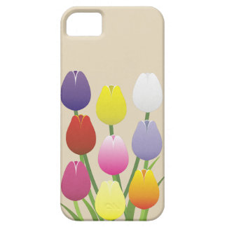 Tulip Flower Case For The iPhone 5