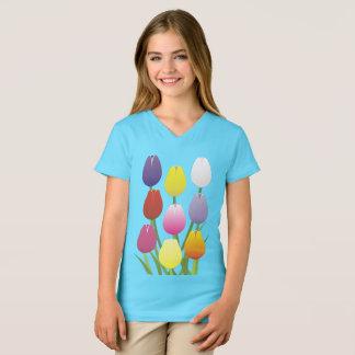 Tulip Flower T-Shirt