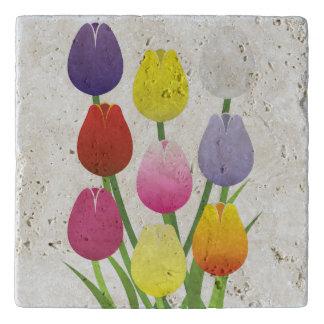 Tulip Flower Trivet