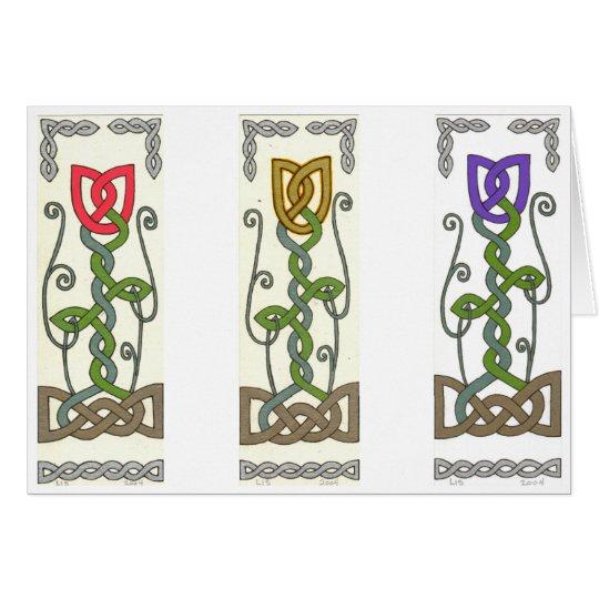 Tulip Garden card