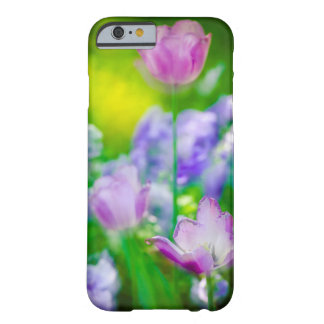 Tulip garden, Giverny, France Barely There iPhone 6 Case