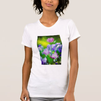 Tulip garden, Giverny, France T-Shirt