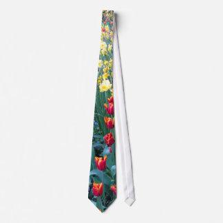 Tulip Garden Tie