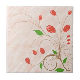 Tulip Garden Tile