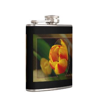 Tulip Hip Flask