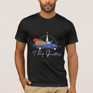 Tulip Junction for Curvy Southern Girls T-Shirt