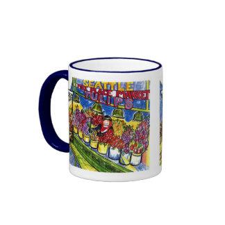 Tulip Lady Mug