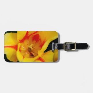 tulip macro bag tag
