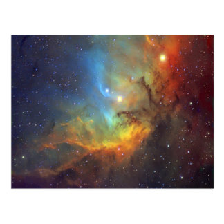 Tulip Nebula SH2-101 NASA Postcard
