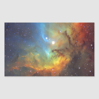 Tulip Nebula SH2-101 NASA Sticker