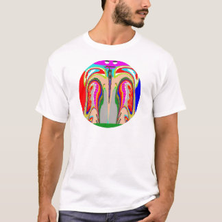 TULIP Show n SPIRIT of a Man T-Shirt