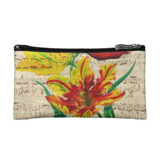 tulip songs cosmetic bags