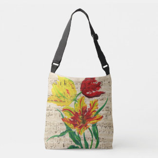 tulip songs crossbody bag
