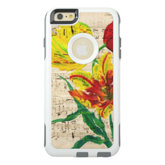 tulip songs OtterBox iPhone 6/6s plus case