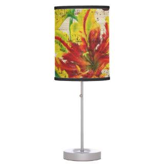 tulip songs table lamp