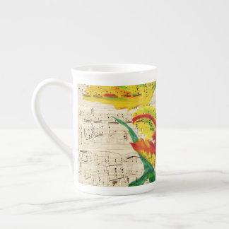 tulip songs tea cup