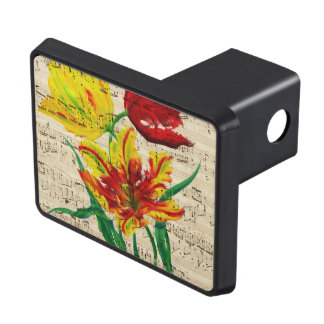 tulip songs trailer hitch cover