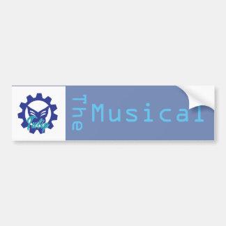 Tulip: The Musical Bumper Sticker