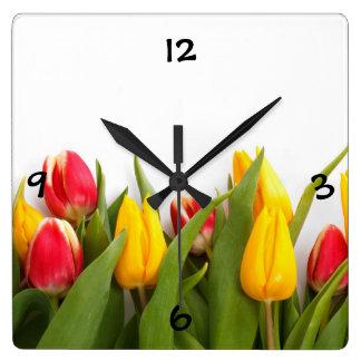 Tulip Time Clock