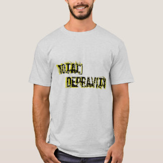 TULIP-Total Depravity T-Shirt