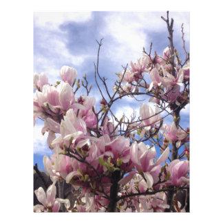 Tulip Tree Letterhead
