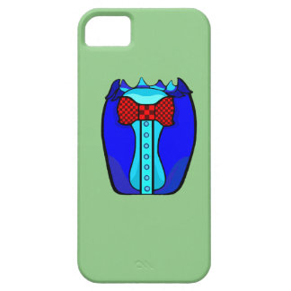 Tulip Tuxedo Groom in The Bloom iPhone 5 Cover