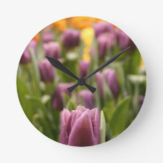 Tulip Zoom Clock