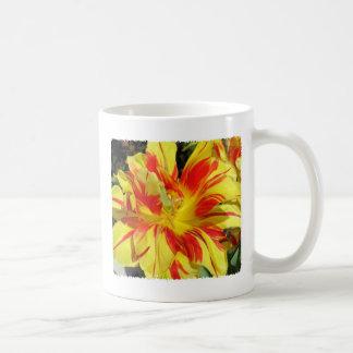 Tulipe Rouge-Jaune Mugs