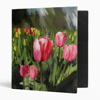 Tulipes Classeurs