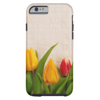 Tulipes de ressort coque tough iPhone 6