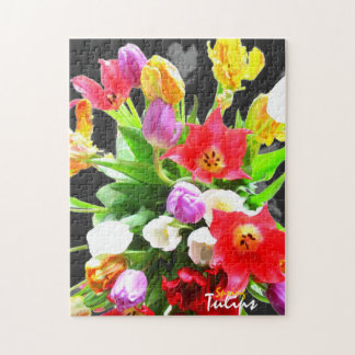 Tulipes de ressort puzzles