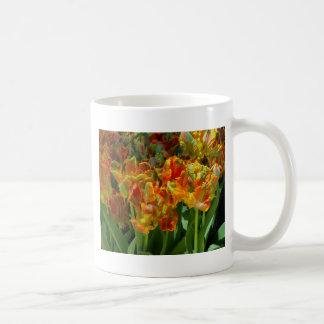Tulipes de ressort mug à café