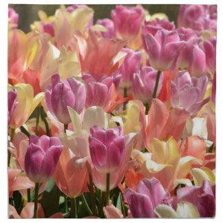 Tulips #2 napkin